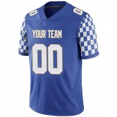 blue and gold youth football jerseys